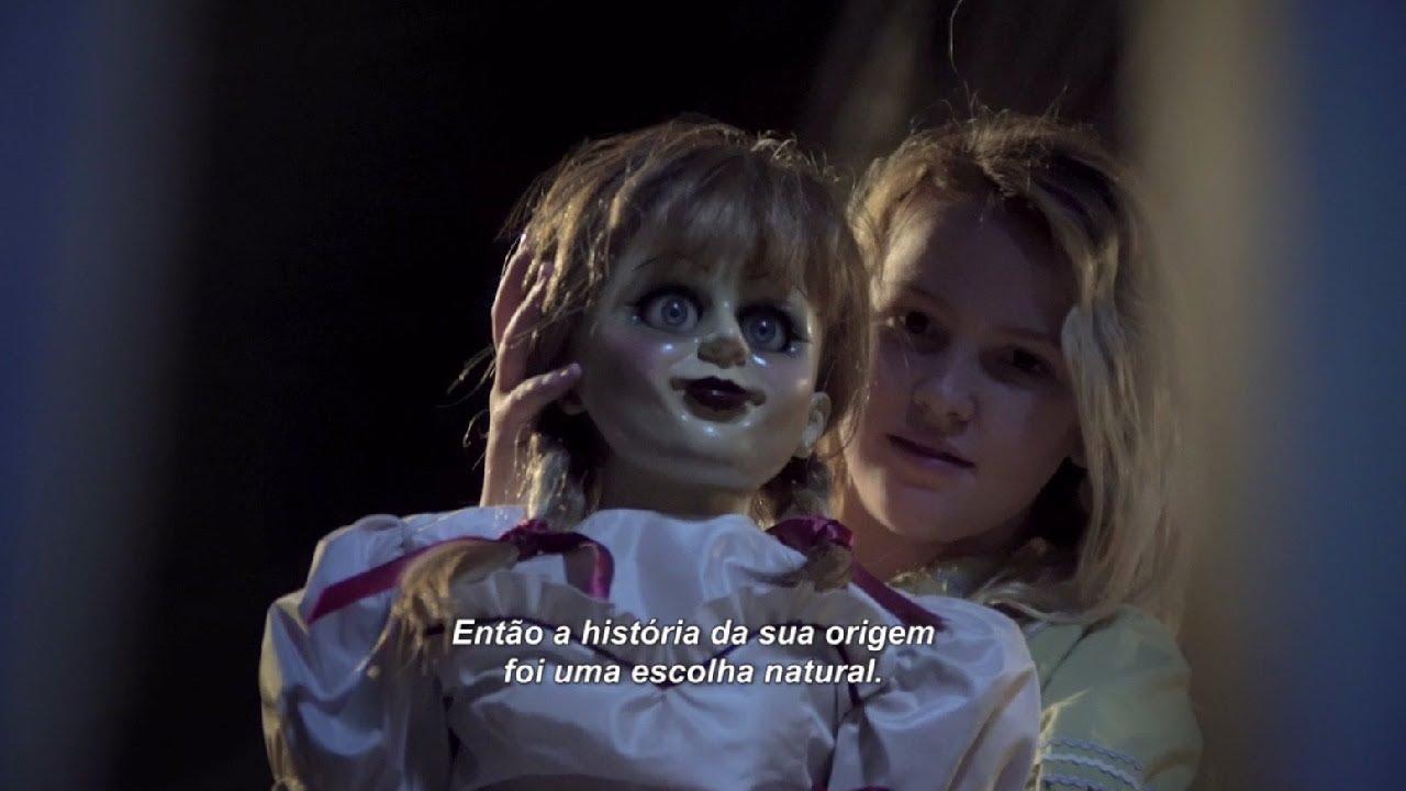 100 Annabelle 2 A Criação Do Mal Filme Completo