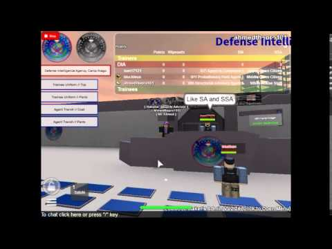 Defense Intelligence Agency Training