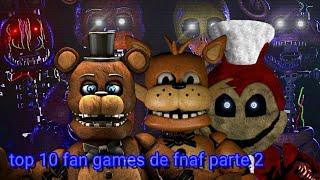 Top 10 fan games de fnaf para android parte2/2