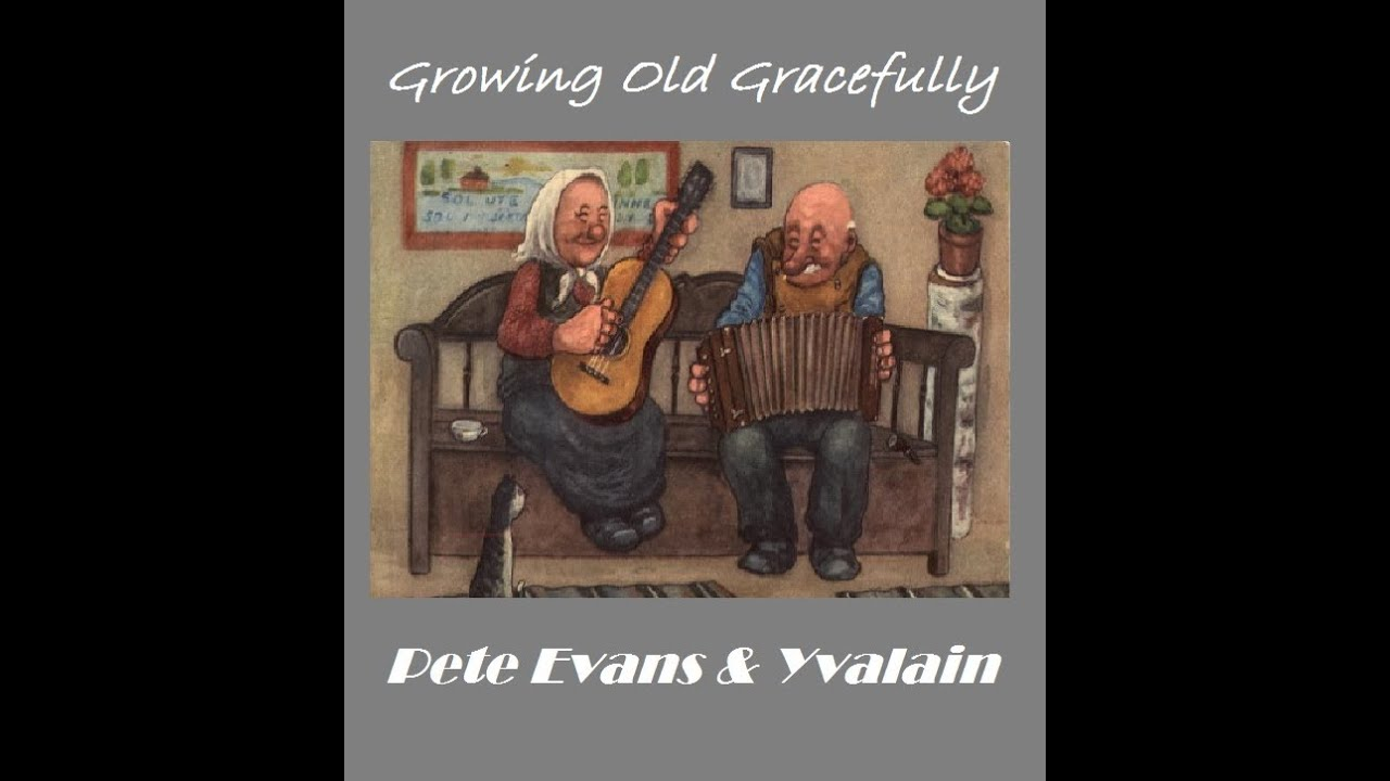 Gay and growing old gracefully
