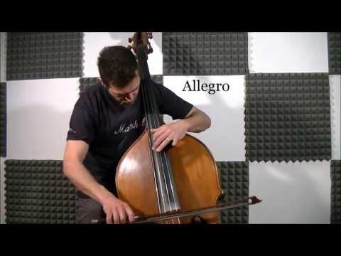 Giovannino Sonata For Violone Allegro