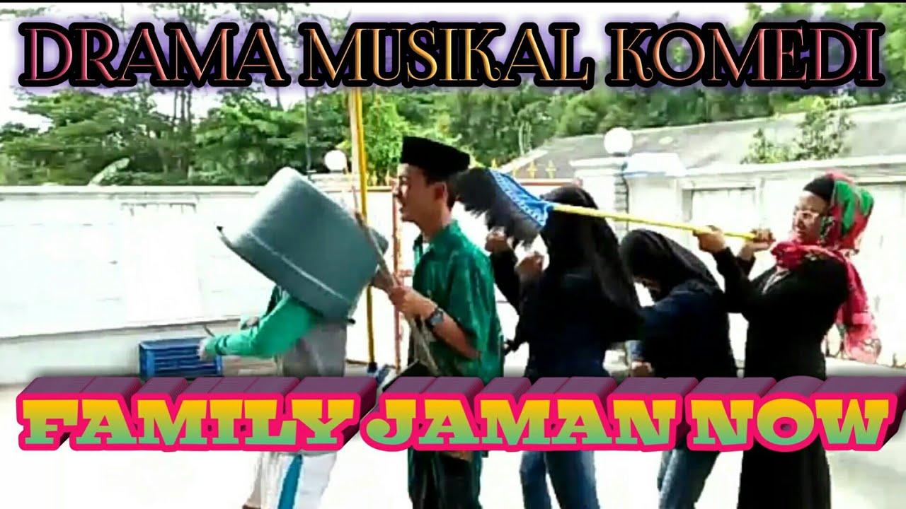 Contoh Drama Musikal Komedi