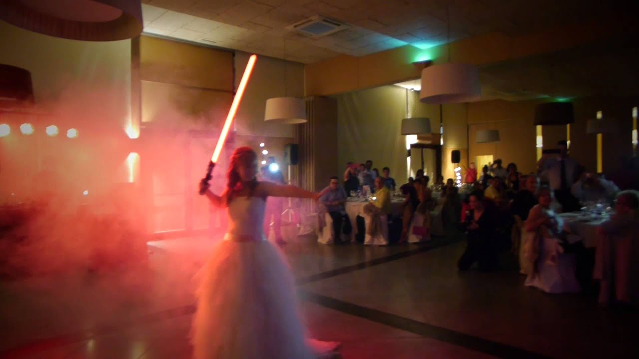 Star Wars Wedding Boda Star Wars Youtube