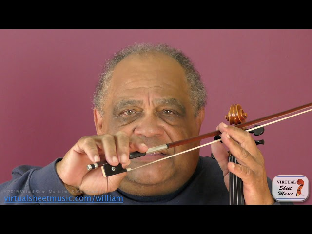 What is the first thing I do with my violin? - Violin Practice Warmup - Violin Lesson
