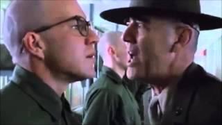 Sergente Maggiore Hartman discorso iniziale