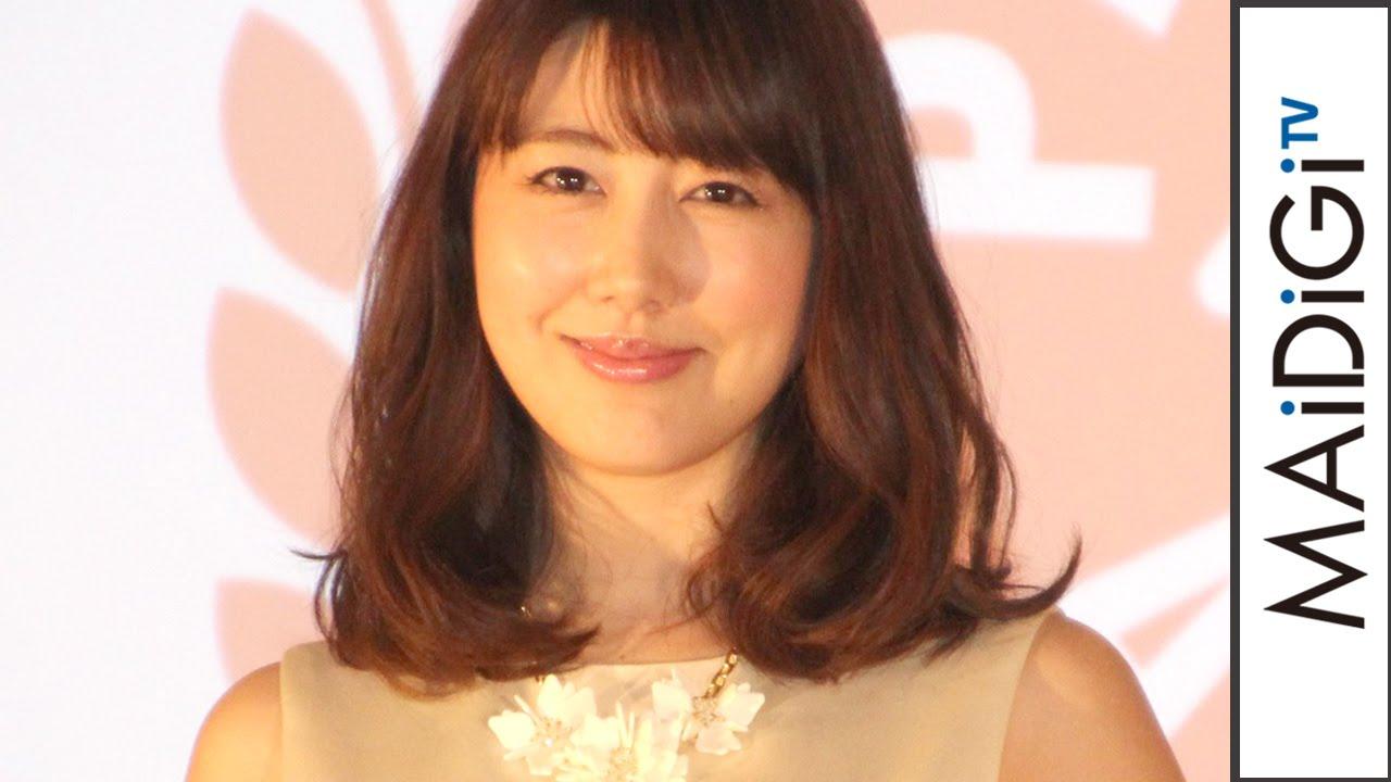 megumi yasu 安めぐみ「初めての子育てで日々奮闘」夫・東MAXは「とてもイクメン」第8回「ペアレンティングアワード」授賞式 #Megumi Yasu #event