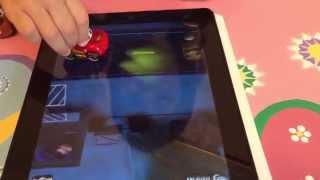 Тачки Дисней / Cars Disney – машинки Appmates для игры на iPad