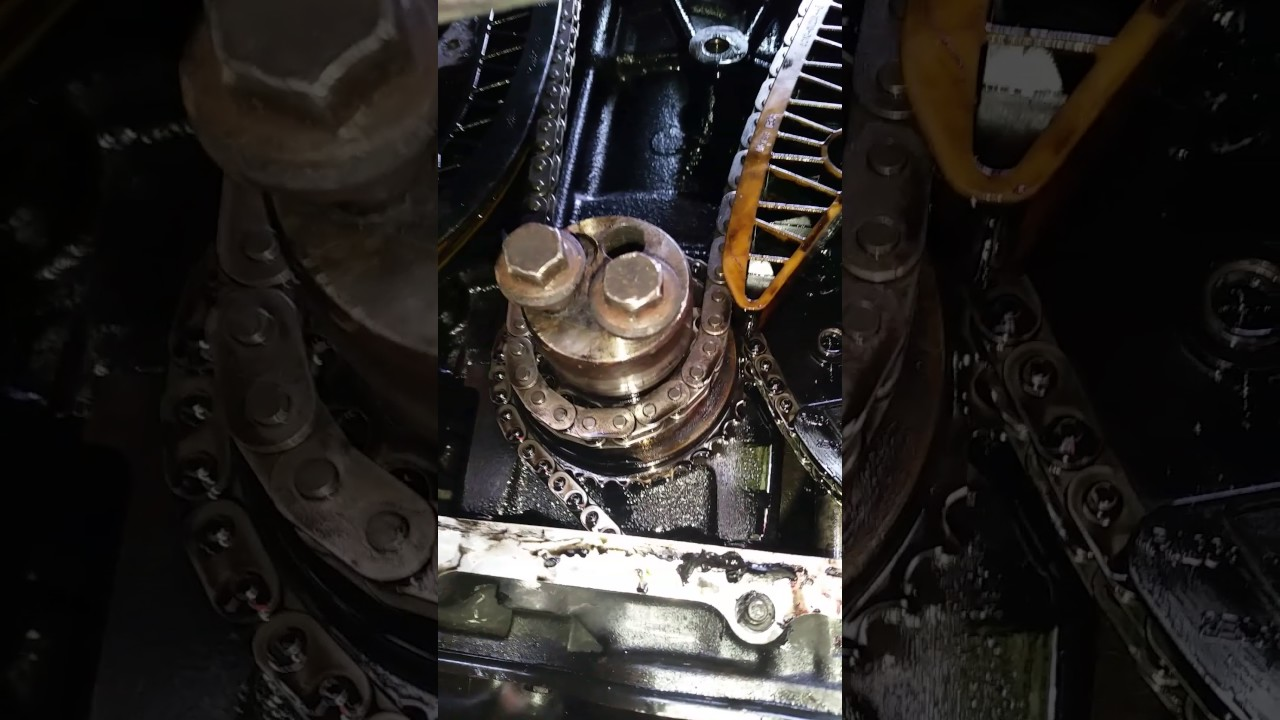 Ford Transit Timing Chain Removal Funnydog Tv