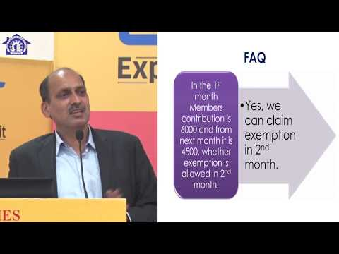 GST for Cooperative Housing Societies Explained by Housing Guru CA Ramesh Prabhu