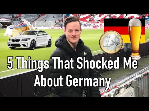 5 Things That Shocked Me About Germany (After Living In Sweden)
