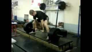 Становая тяга(сумо) 190 кг. собственном вес- 71 кг
