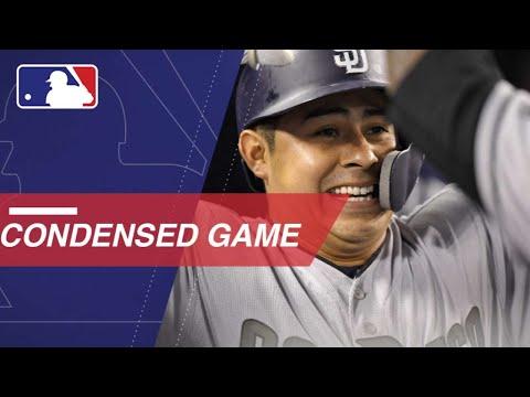 Condensed Game: SD@LAD - 5/26/18