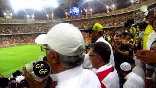 صالح القرني طرب الشوط الثاني مباراة الاتحاد والرائد