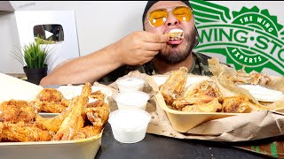 WingStop MUKBANG