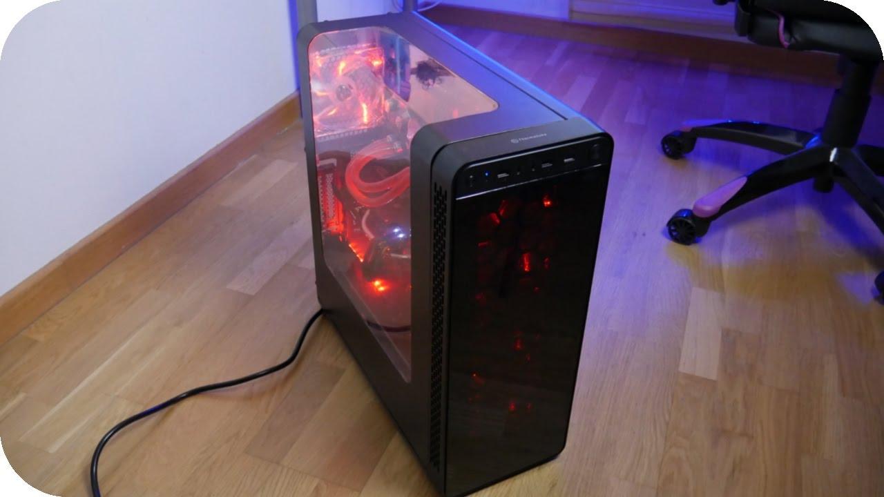 Analisis Thermaltake View 27  torrecaja para PC GAMER