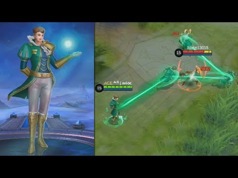 NEW HERO AAGLET | ADD THIS HERO NOW! | MOBILE LEGENDS