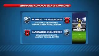 CONCACAF definió el calendario de semifinales