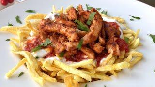 Tavuklu Çökertme Kebabı 👌🏼 Böyle bir lezzet yok!