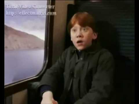 harry potter parodi dansk