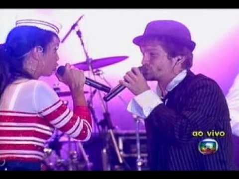 Ivete Sangalo e Saulo Fernandes - Não Precisa Mudar (Festival de Verão 2008).mpg