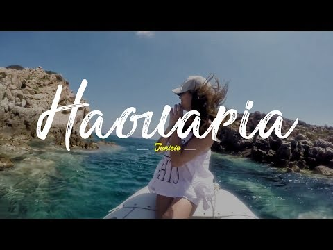 Cliff Jumping Haouaria  -Chedi Tanabene