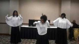 Father Can You hear me by New Life God inspired Praise Dancers