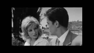 l'Eclisse (Antonioni, 1962) - A Delon vs M Vitti,  wandering in EUR district (Rome)