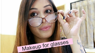 Everyday Makeup for Glasses,spectacles wearers / Super Beauty j