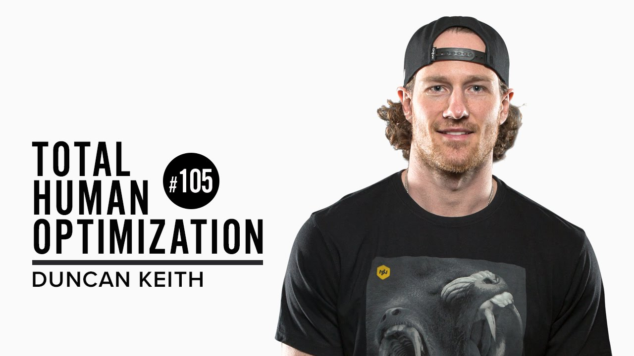 #105 Duncan Keith | Total Human Optimization Podcast