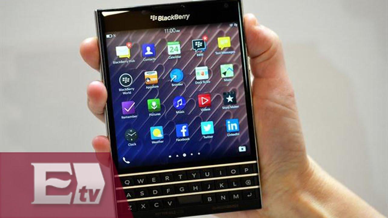 Blackberry lanza su nuevo tel fono inteligente passport for Telefono bb