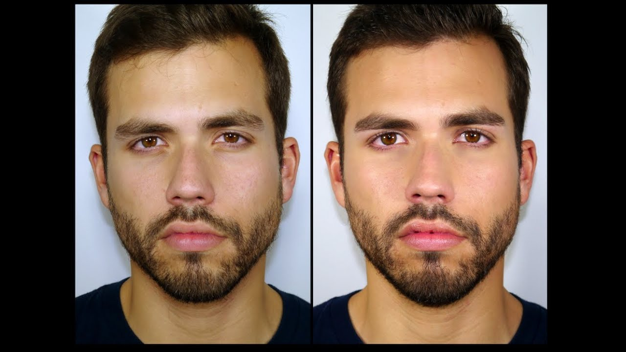 Grooming Masculino y Maquillaje para Hombres