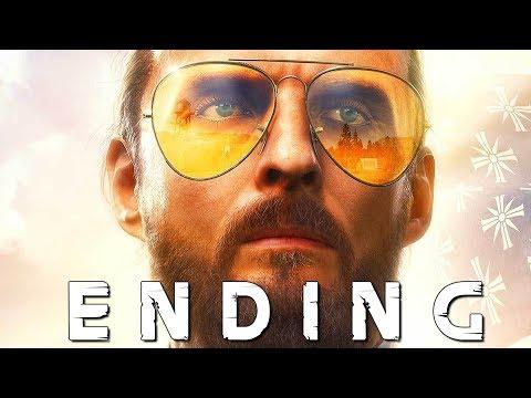 FAR CRY 5 ENDING / JOSEPH SEED
