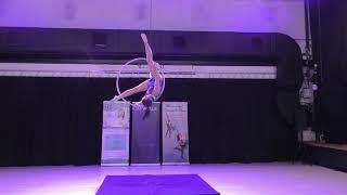 Анастасия Ломакина. Catwalk Dance Fest IX[pole dance, aerial]  30.04.18.
