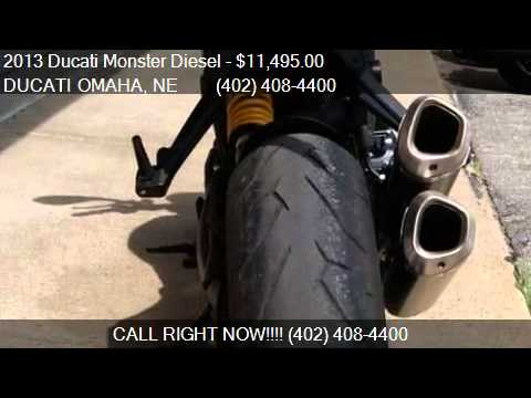 2013 Ducati Monster Diesel  for sale in Omaha, NE 68144 at D