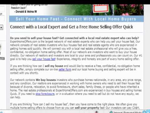 Real Estate Leads from MotivatedRealEstateLeads.com - Company Overview and Real Estate Lead Program