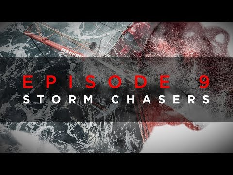"Volvo Ocean Race RAW: ""Storm Chasers"" - Leg 9 Review"