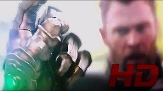 Момент. Щелчок пальцев Таноса. Мстители 3: Война бесконечности | AVENGERS: INFINITY WAR. (перезалив)