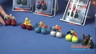 Matchbox Big Boots 3-Packs from Mattel
