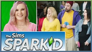 Patch \u0026 SIMS REALITY TV SHOW? WHAT?!