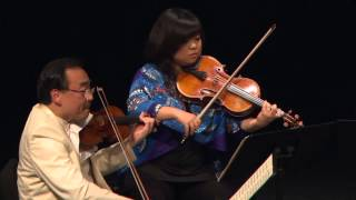 Mozart's Quartet in F Major for Oboe and Strings - La Jolla Music Society SummerFest 2014