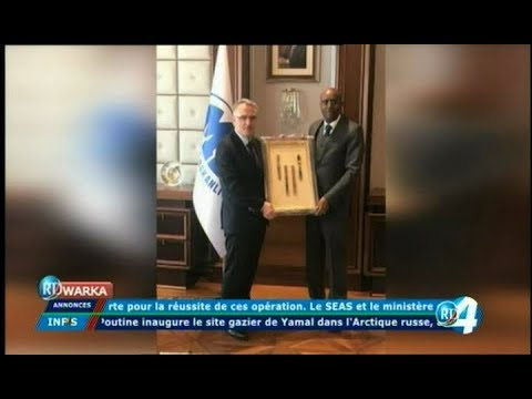 Télé Djibouti Chaine Youtube : JT Anglais du 09/12/2017