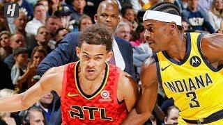 Atlanta Hawks vs Indiana Pacers - Full Game Highlights   November 29, 2019   2019-20 NBA Season