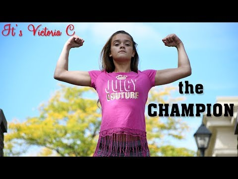 The Champion Music Video by Its Victoria C   Carrie Underwood The Champion