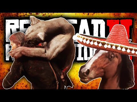 THE DANGERS OF MEXICO | Red Dead Redemption 2 Free Roam