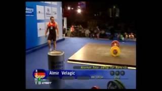 2007 European Championships Men +105 Kg