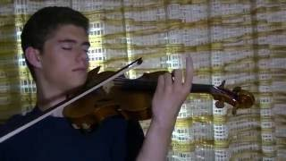 violin electronic quothorizonquot by stepan grytsay new version