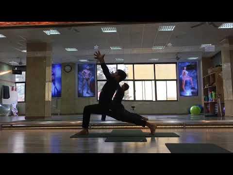 Power Yoga Balance Flow With Anmol Singh