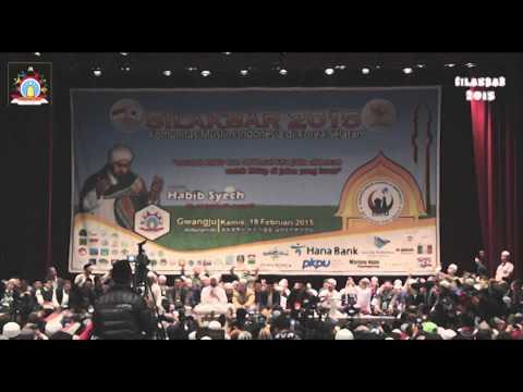 Sholatullah salamullah Habib Syech di Korea Selatan