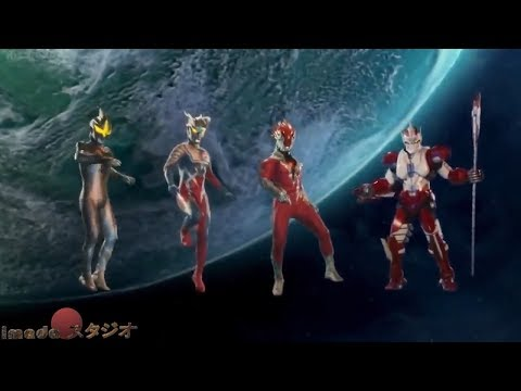 Ultraman Zero   The Revenge Of Belial Movie Fight Compilation