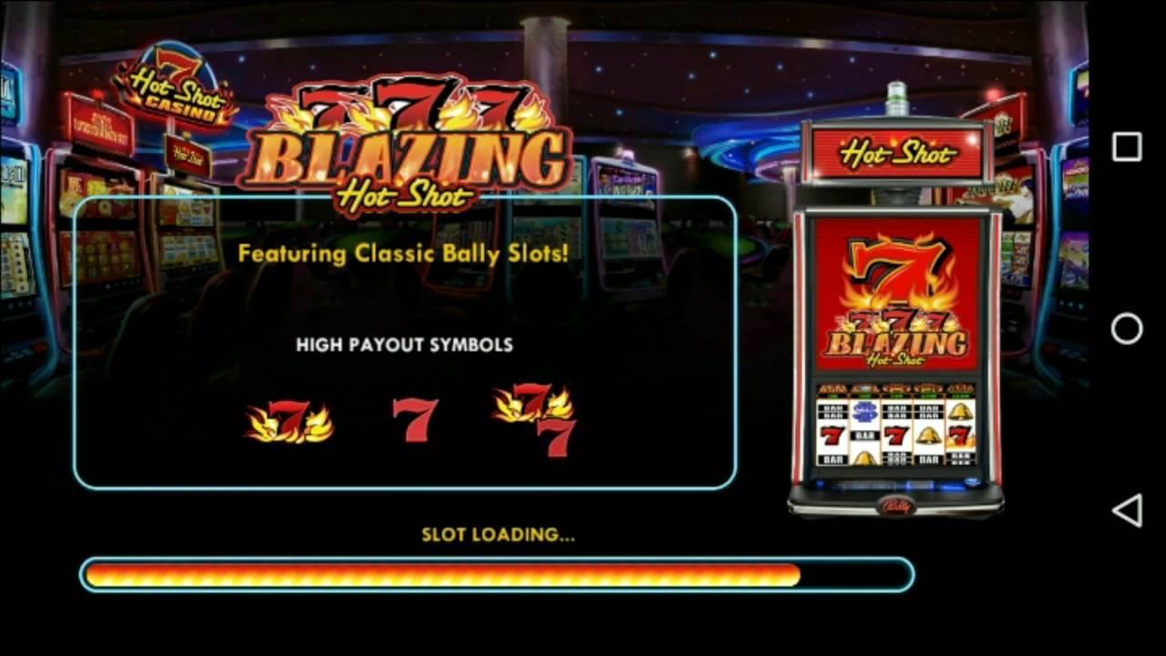 Hot shot casino free